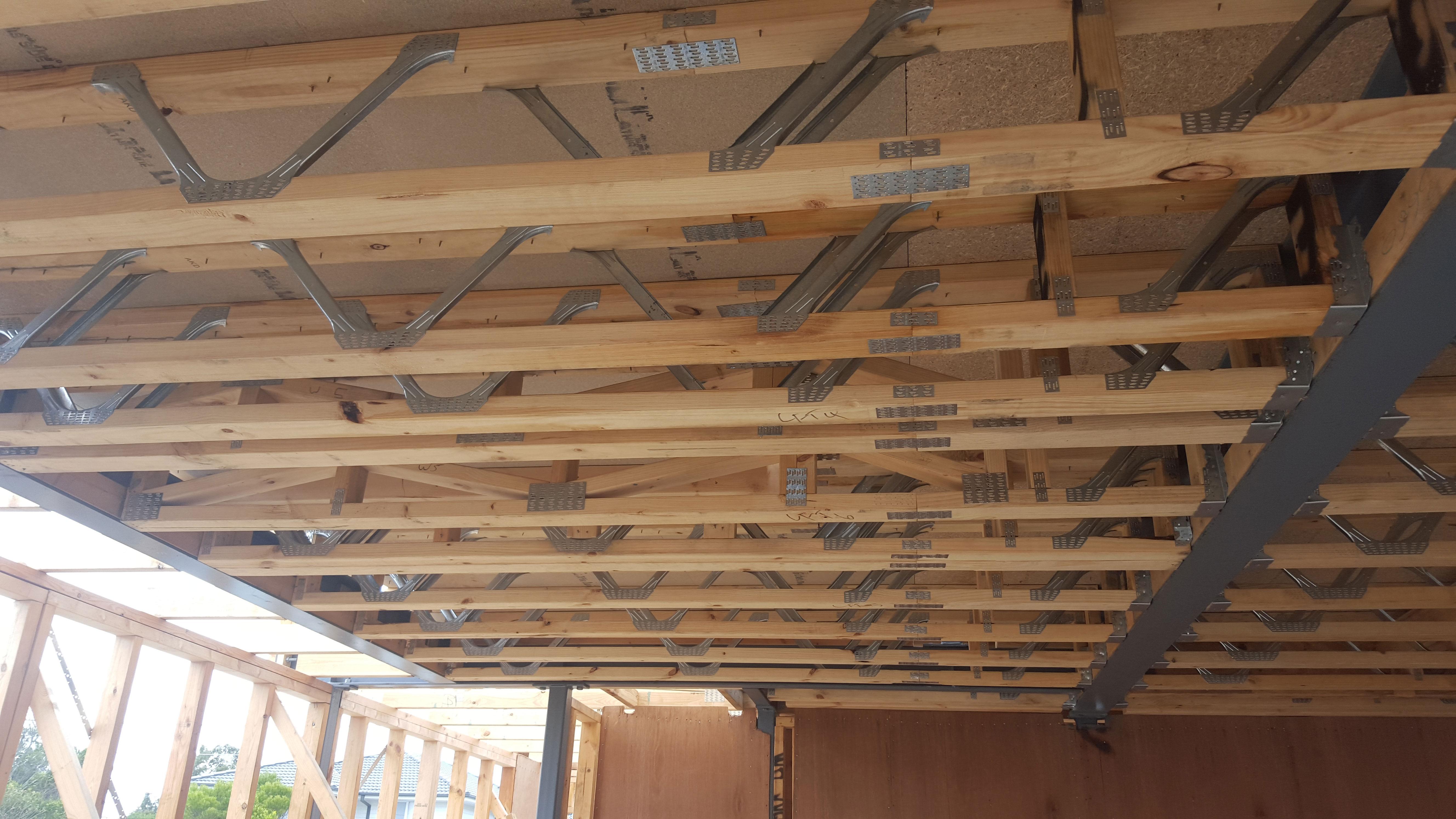 Trusses Timber Trusses Truss Design Melbourne Hitech